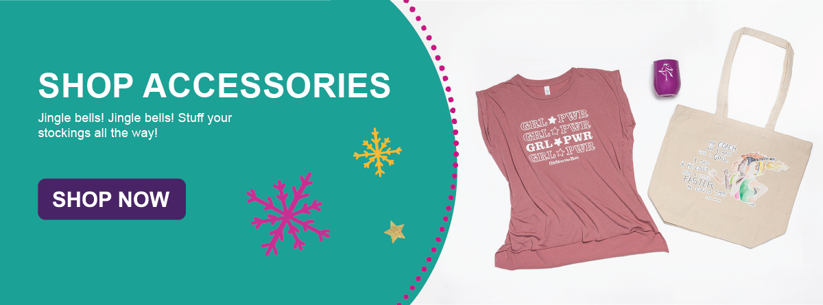 girls on the run merchandise accessories