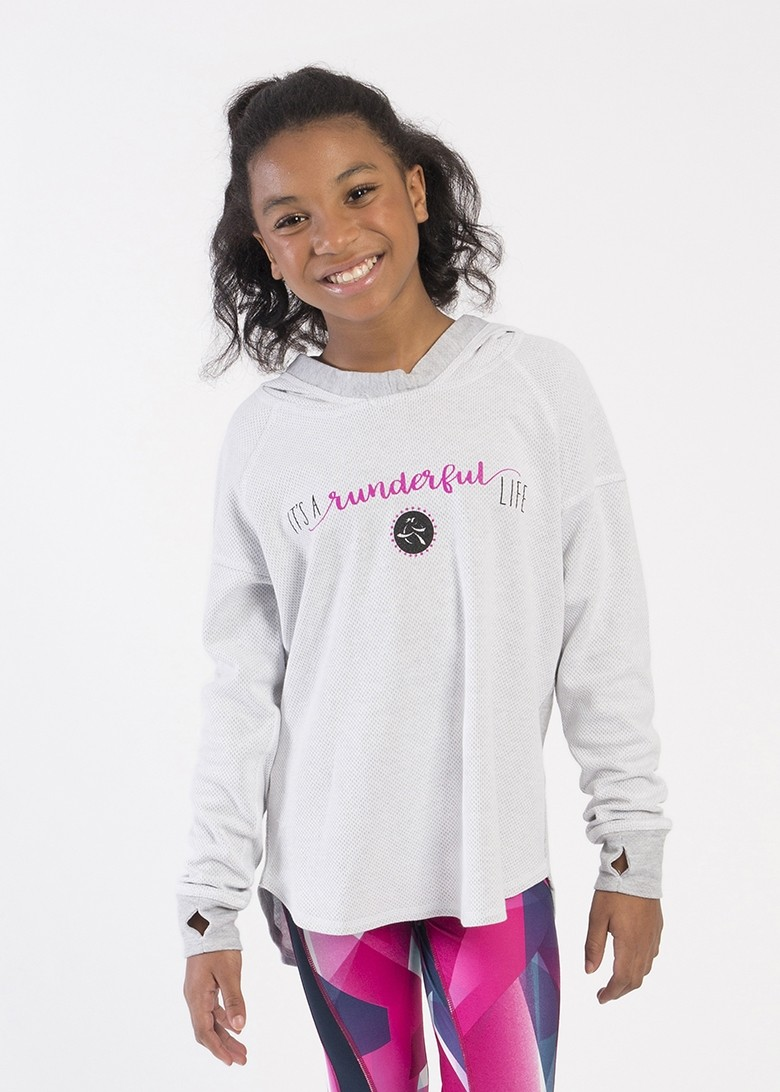 Runderful Life Youth Hoodie