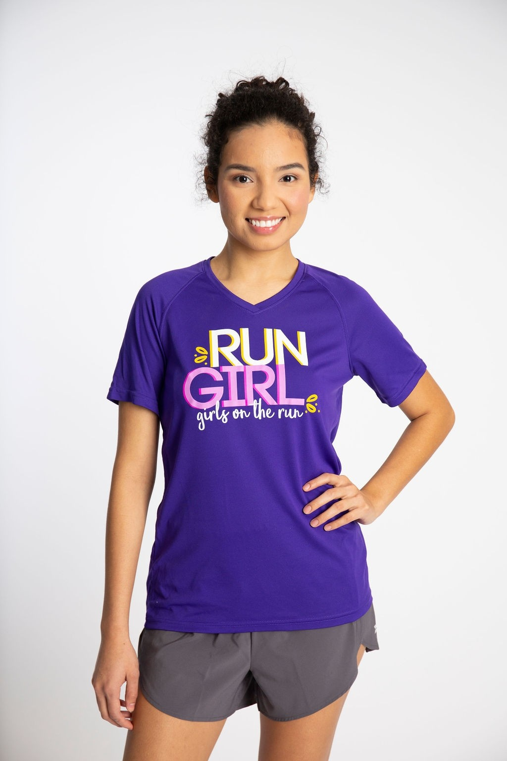 Run Girl Shirt