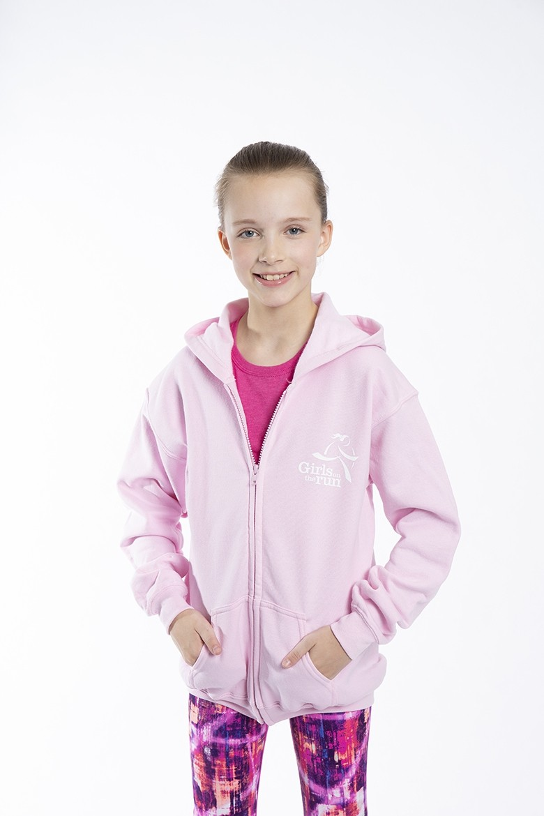 GOTR Girl Zip Up Hoodie