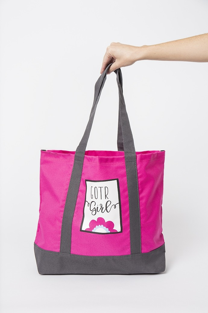 GOTR Girl Day Tote