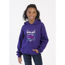 Be The Girl Youth Hooded Sweatshirt
