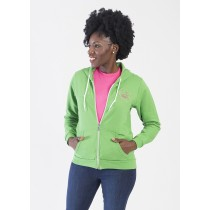 Women's Full Zip Sweatshirt