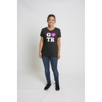 Tri Blend Girls on the Run Tee Shirt