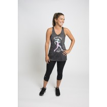Girls Run the World Tank