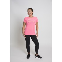 Girls On The Run Neon Tee