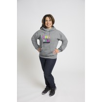 Adult Girls On The Run Is So Much Fun Hooded Sweatshirt