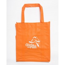 Reusable Tote Bag - Orange