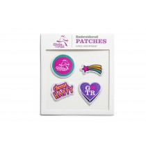 Girls on the Run Patches