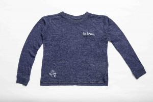 Youth Be Brave Crew Neck