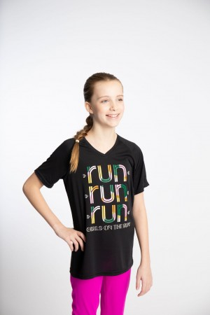 Run Run Run Technical Shirt