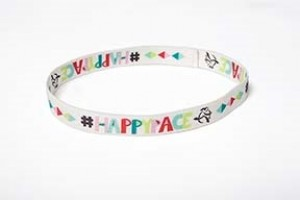 Happy Pace Elastic Headband
