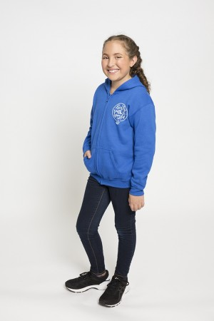 Girls Run the World Hooded Sweatshirt